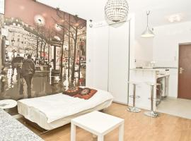 Hotel Photo: Goodnight Warsaw Apartments Krucza 19