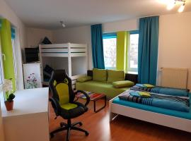 Hotel photo: Bielefeld-Apartment