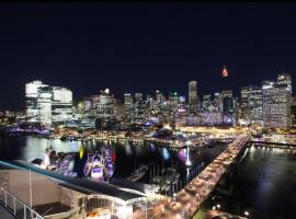 Foto do Hotel: 3 Bedroom Darling Harbour Apartment