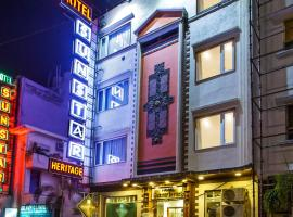 Hotel Sunstar Heritage New Delhi India