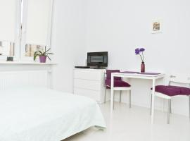Hotel Photo: Goodnight Warsaw Apartments Aleja Wyzwolenia 14A