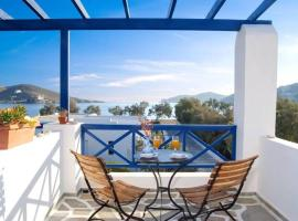 Glaros Hotel (By The Sea) Ios Chora Greece
