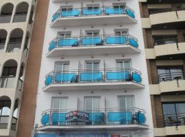 Hostal La Playa Lloret de Mar Spain
