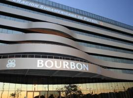 Hotel photo: Bourbon Conmebol Convention Hotel