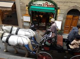 Corso In Florence Florence Italy