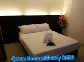 Hotel Photo: Kenyalang Suites Miri