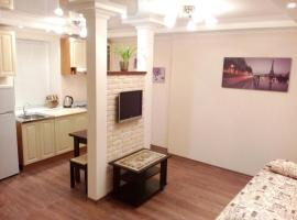 A picture of the hotel: Apartment on Lenina 75