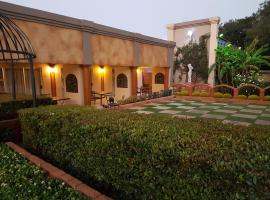 Homestay Travel Guest House Roodepoort South Africa