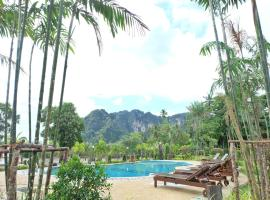 Diamond beach resort Ao Nam Mao Thailand