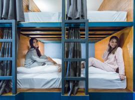 Funwahn Hostel and Cafe Chiang Mai Thailand