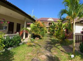 The Moonflower Bungalow Sihanoukville Cambodia