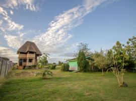 Hotel photo: Njovu Park Lodge