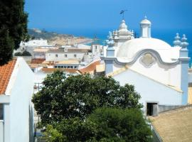 Sea View Apartment Old Town Center Albufeira Portugal