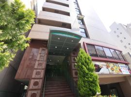 Hotel Green Selec Sendai Japan