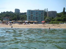 Kabakum Beach Apartments Golden Sands Bulgaria
