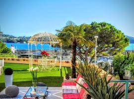 Hotel Foto: Port Villefranche Terrace Apartment