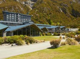 Hotel Photo: The Hermitage Hotel Mt Cook