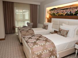 Hotel Photo: Tuna Otel Rezi̇dans