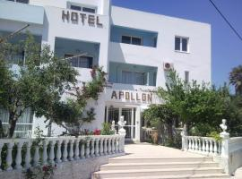 Hotel Apollon Rio Greece