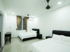 Jack Guest House كوتا بهارو ماليزيا