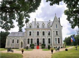 Hotel Photo: Château de Rancay