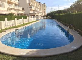 Hotel photo: Apartment Las Dunas