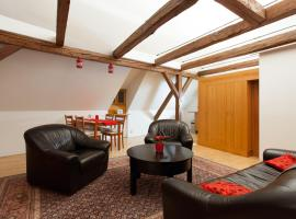 Fotos de Hotel: Apartment at the foot of Prague Castle