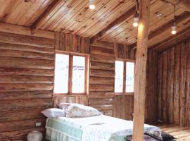 Hotel Foto: Agape Log Cabin And Restaurant
