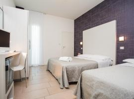 Color Mokambo Shore Design Hotel Cesenatico Italie