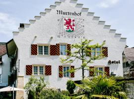 Hotel Photo: Hotel Murtenhof & Krone