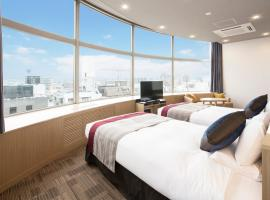 A picture of the hotel: HOTEL MYSTAYS Tachikawa