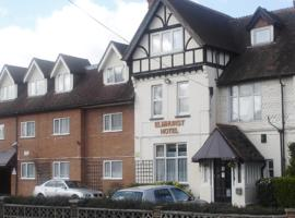 Elmhurst Hotel Reading United Kingdom
