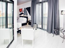 Hotel Photo: Amati' Design Hotel