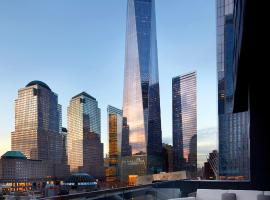 A picture of the hotel: Courtyard by Marriott New York Downtown Manhattan/World Trade Center Area