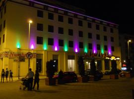 Hotel photo: Hotel Bistrita