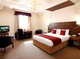 Hotel Photo: Mercure Wolverhampton Goldthorn Hotel