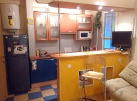 Hotel Photo: Apartment on bulvar Novatorov 82