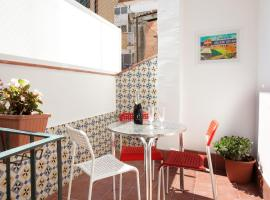 Centric Apartment El Molino Theater Barcelona Spain