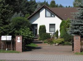 Holiday home Luthers Landhaus Coswig Germany