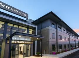 Готель фото: Mercure Tamworth