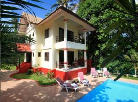 Hotel Photo: 3 Bedroom Seafront Villa Island View