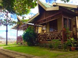 Pems Pension and Restaurant Taytay Philippines