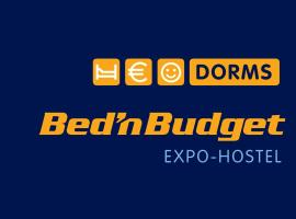 Bed'nBudget Expo-Hostel Dorms