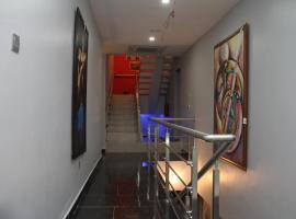 Hotel photo: The Crib Lifestyle Hotel