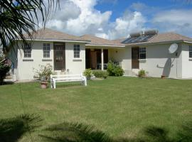 Hotel near  Grantley Adams Intl  airport:  Gemini House Bed & Breakfast