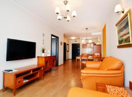 Hotel Photo: City Art Apartamenty w Rezydencji Maritimo