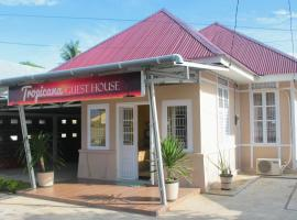Tropicana Guest House Bengkulu Indonesia