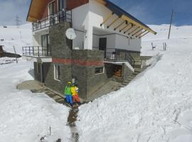 Hotel Photo: Mountain Cricket Apartments and Cottages
