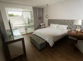 A picture of the hotel: Cosmopolitano Hotel Boutique