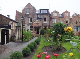 Hotel photo: The York Priory